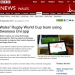 BBC rugby visualization report